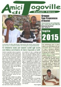 Amici di Togoville luglio 2015
