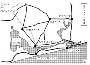 la regione del Lago Togo, con Togoville