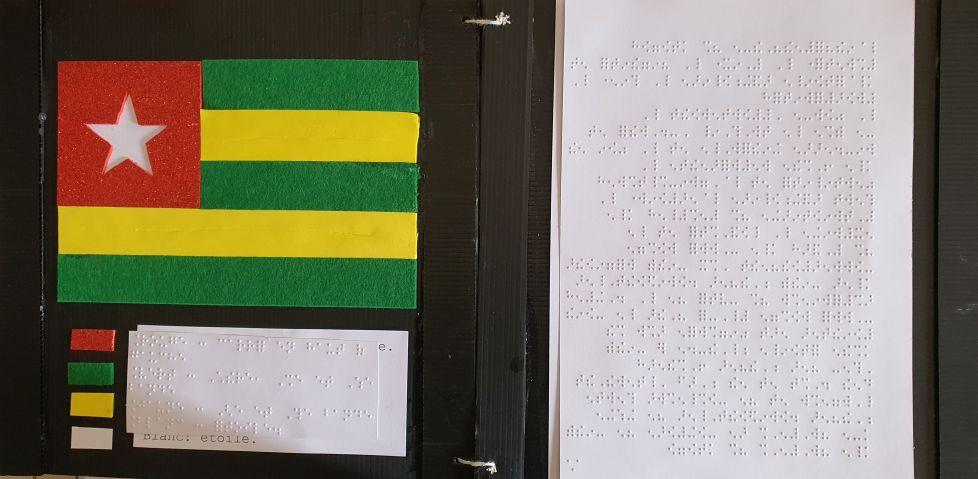 Bandiera del Togo